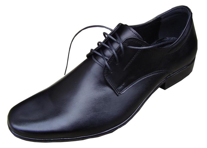 79c4b5b552d21 Pánska elegantná spoločenská obuv čierna - skobuv.sk