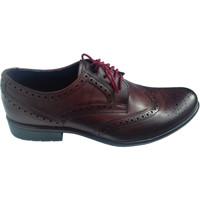 5e07b90cd938 ... Pánska elegantná vychádzková obuv višňovej farby